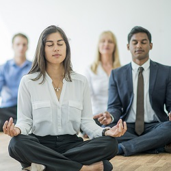 How Ethical Are We to Ourselves? Mindfulness as a Tool to Recognize Stress, Shift Power Imbalances and Sustain Wellness